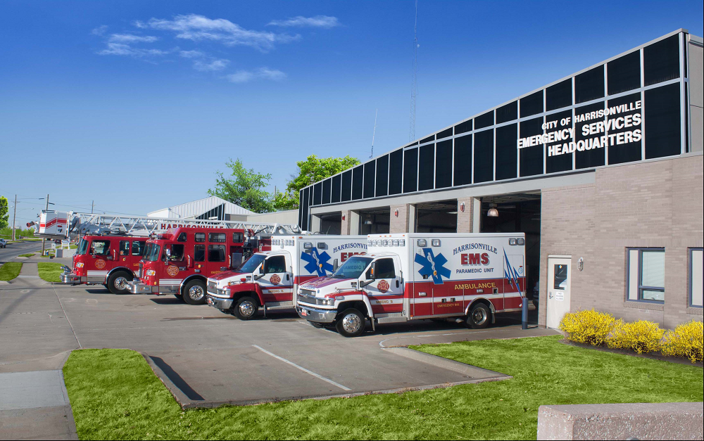 Harrisonville Emergency Services Headquarters