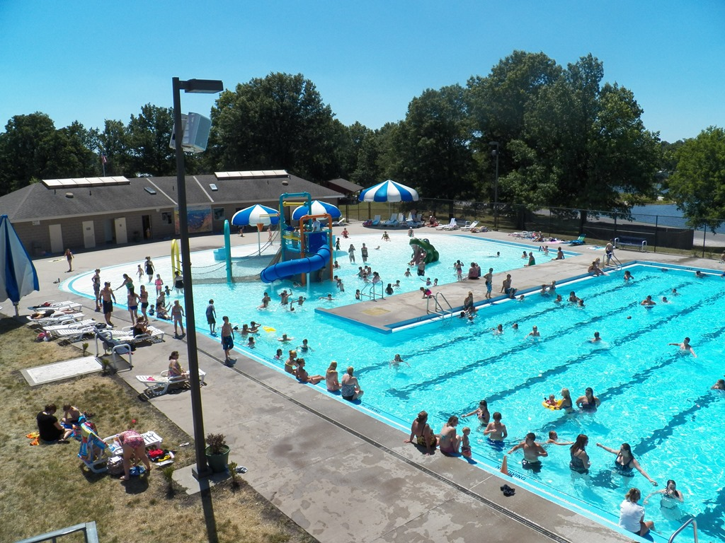 Outdoor Aquatic Center