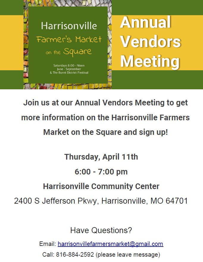 Harrisonville, MO - Official Website